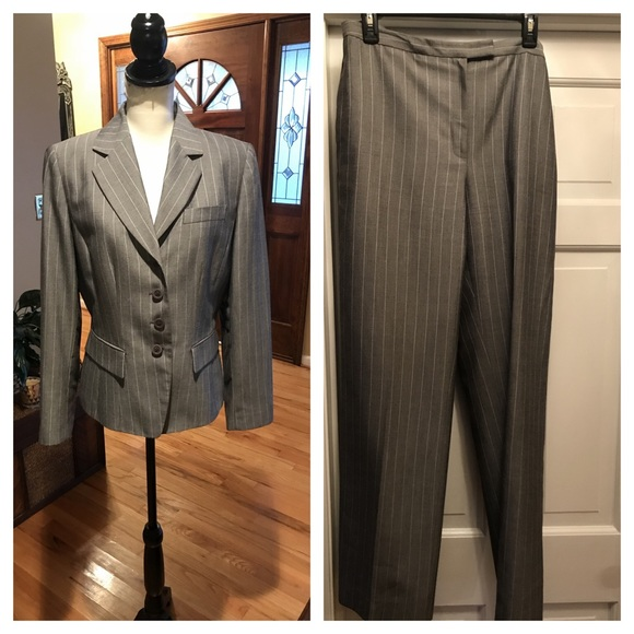 Tahari Pants Gorgeous Classy Pant Suit Nwot Poshmark